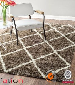 Indoor Modern Shag Area Smooth Rugs Fluffy Carpet pictures & photos