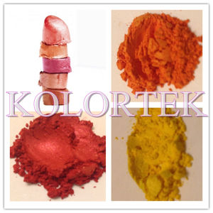 Kolortek Cosmetic Grade Colored Mica, Colored Mica Powders for Cosmetic pictures & photos