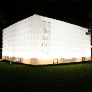 LED Light Inflatable Cube Tent for Outdoor (CYTT-574) pictures & photos