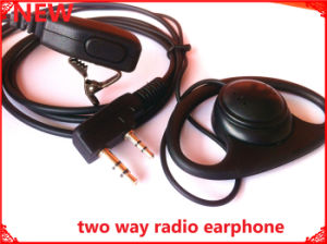 Professional Earhang Single Ear Hook Earphone for Tour Guide System pictures & photos