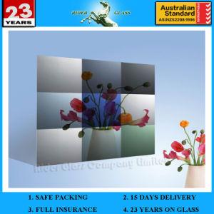 1.3-6mm Silver Mirror Aluminium Mirror Antique Mirror Copper and Lead Free Mirror pictures & photos