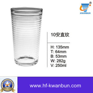 Fashined Rock Glass Whisky Water Glass Cup Glassware Kb-Hn0253 pictures & photos