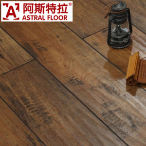 Household / Commercial E1 AC4 Any Colors Waterproof Laminate Flooring pictures & photos