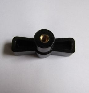 75mm T-Shaped Knob Made of Bakelite pictures & photos