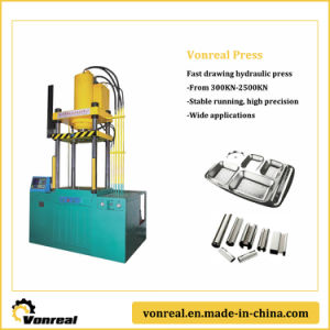 Hydraulic Deep Drawing Press Manufacture From China pictures & photos