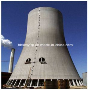 Large FRP Square Counter Flow Cooling Tower Manufacturer From China pictures & photos