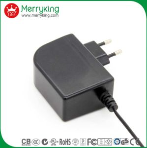 24W 12V2a TUV-Ce Universal AC/DC Adapter pictures & photos