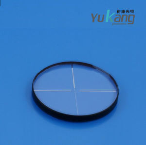 Reticle Lens/ Riflescope Reticle/ Microscope Reticle/ Eye Loupes Reticle/Cross Reticle/ Y Reticle