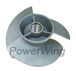 Powerwing Stainless Steel Marine Boat Outboard Impeller for Seadoo Engine 40-60HP (PWSD100) pictures & photos
