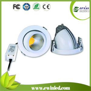 High Quality 26W COB Rotatable LED Downlight with 3years Warranty pictures & photos