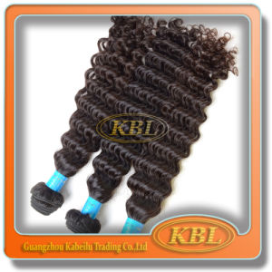 Human Hair Extensions of 5A Brazilian Hair pictures & photos
