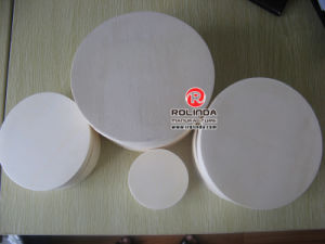 Handmade Recycle Customized Round Wood Cheese Box pictures & photos