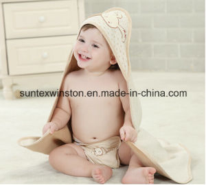 Baby Bath Towel /Hooded Towel/ Baby Blanket pictures & photos