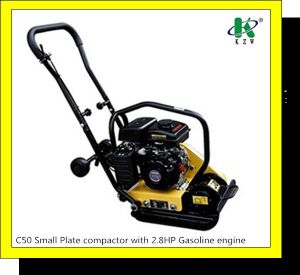 Mini Plate Compactor with Loncin 154f 2.8HP (C-50) pictures & photos