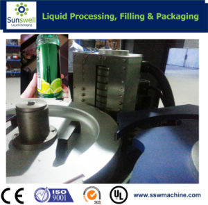 Milk Bottle Labeling Machine pictures & photos