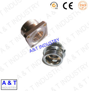Carbon Steel CNC Machining Parts for Auto Parts with High Quality pictures & photos