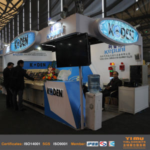 Wooden Trade Show Exhibition Stand in Beijing pictures & photos