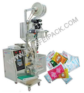 Dijon Mustard Sachets Packing Machine pictures & photos