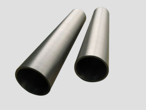 More Than 99.95% High-Class Machined Molybdenum Tube pictures & photos