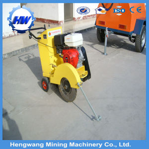 Concrete Road Cutting Saw Machine with Honda Engine pictures & photos