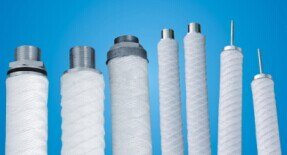 Cotton String Wound Cartridge Filter for Water Treatment pictures & photos