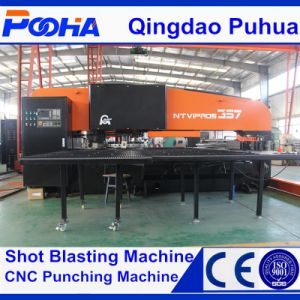 CE Mechanical Sheet Metal CNC Turret Punching Machine pictures & photos