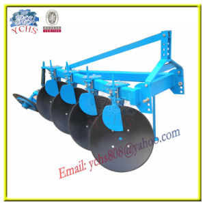 Agricultural Equipment Disc Plough Mounted Yto Tractor pictures & photos