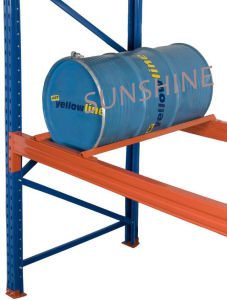 Drum Support for Pallet Racking System pictures & photos