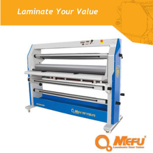 MEFU MF1700-F2 Dual Heated Hot Cutting Function Laminator pictures & photos