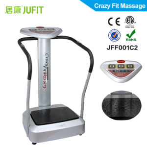 Crazy Fit Massage vibrator plate  (JFF001C2) pictures & photos