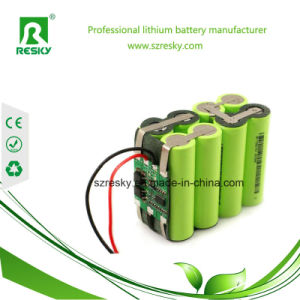 Li-ion 7.4V 8800mAh Battery Pack for Portable Medical Devices