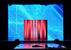 2016 Top Sales New Product HD Ls5.95 Indoor LED Screen Display for Stage