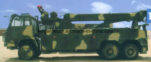 China HOWO Brand Road Wrecker Truck pictures & photos