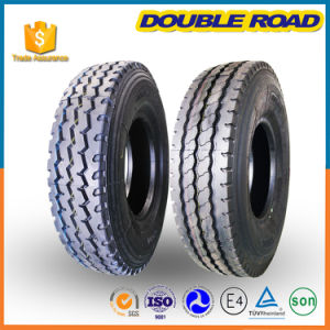 Four Line Rib Pattern DR811 Truck Tire for 1100R20 pictures & photos