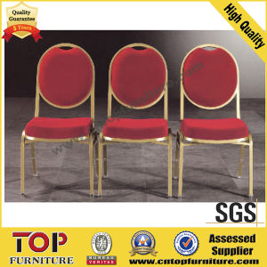 Steel Hotel Meeting Hall Stacking Banquet Chair pictures & photos