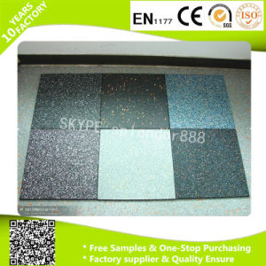 Rubber Gym Flooring Mat for Gym pictures & photos