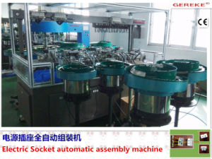 Socket Automatic Assembly Machine with CE Certificate pictures & photos