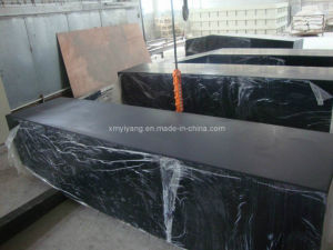 Mongolia Black Granite Tiles for Wall and Floor pictures & photos