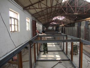 Mineral Fiber Ceiling Production Line