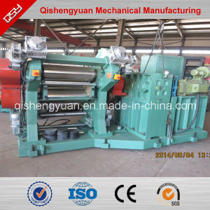 Xy-3 230*630 Three Roll Rubber Calender Machine pictures & photos