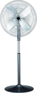 """Middle East Aluminium Blade 20"""" DC12V Solar Stand Fan Battery Fan pictures & photos"""