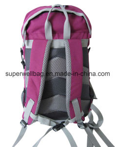 Girls Backpack Bag for Hiking, Bicycle, Camping pictures & photos