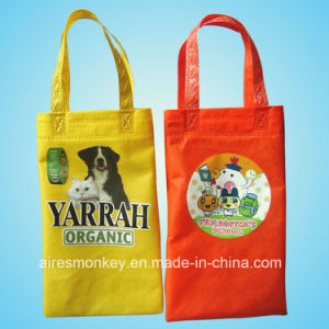 Personalized Logo Printed Recycle Non Woven Shopping Bag pictures & photos