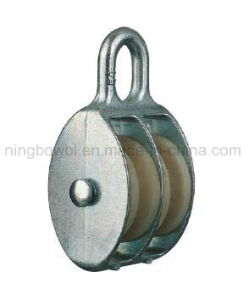 Zinc Alloy Pulley with High Quality pictures & photos
