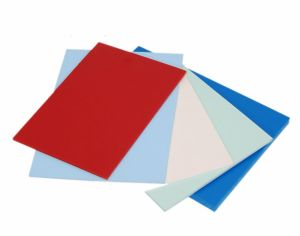China Good Quality Colorful PVC Sheet