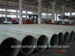 Fiberglass Composite Material Pipesdn1000mm (FRP Pipes)