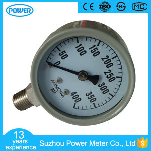 400psi Dial 50mm Ammonia Pressure Gauge with Ce Approved Supplier pictures & photos