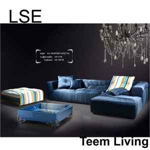 Comfort Classic Sofa Ls-107 pictures & photos