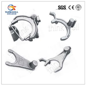 Forged Carbon Steel Auto Part Gearbox Shift Fork pictures & photos