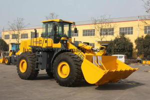 Construction Machinery Bulldozer Wheel Loader with Joystick pictures & photos